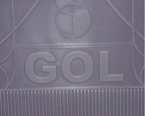 tapete borracha  personalizado do gol  g5/6
