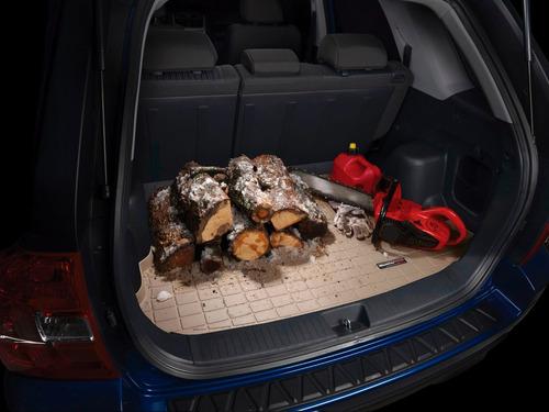 tapete cajuela jaguar uso rudo weathertech cargoliner
