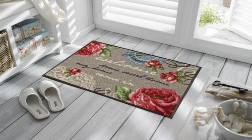 tapete capacho cozinha quarto sala banheiro decoração porta