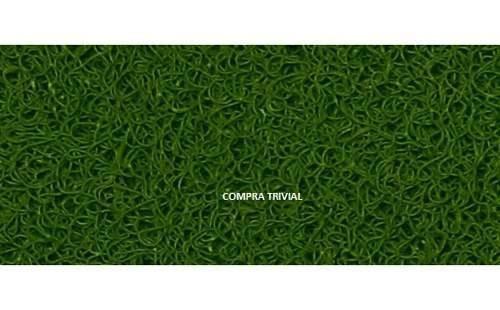 tapete capacho de vinil liso empresa casa escritório 260 x80
