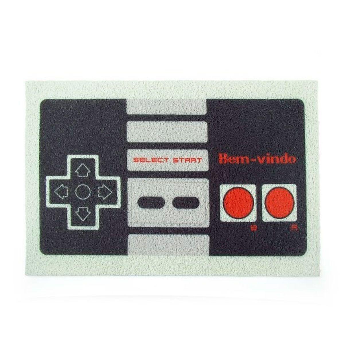dc35565fc0 Tapete Capacho Game Geek Nintendinho Presente Criativo - R$ 75,90 em ...