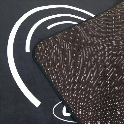 tapete carpete bateria acústica antiderrapante xpro drums