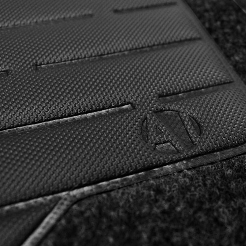 tapete carpete brava grafite 97 á 03 logo bordado 2 lados