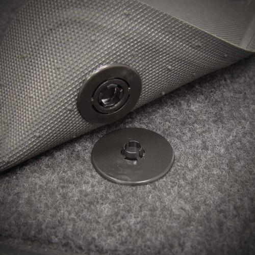 tapete carpete comodoro grafite 73 á 92 bordado