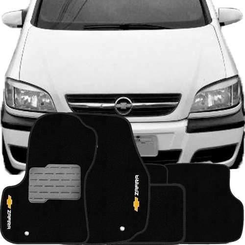 Tapete Carpete Confort Chevrolet Zafira 5 Lugares 01 12 R 123