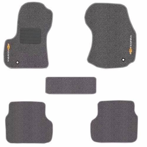 Tapete Carpete Confort Chevrolet Zafira 5 Lugares 01 12 R 161
