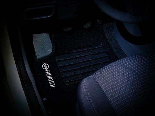 tapete carpete frontier 10 11 12 13 14 15 16 preto c/ logo