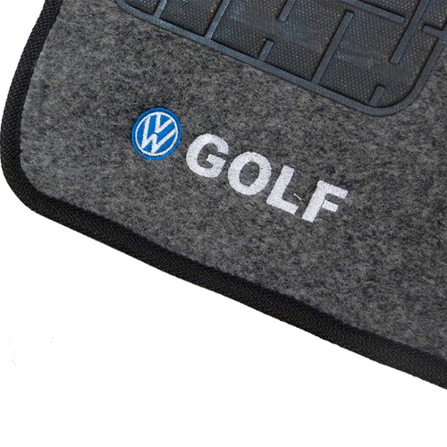 tapete carpete golf 2008 2009 2010 2011 2012 grafite c/ logo