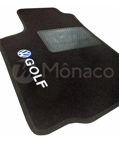 tapete carpete golf 95 96 97 98 base borracha