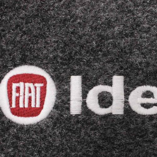 tapete carpete idea grafite 2013 2014 logo bordado