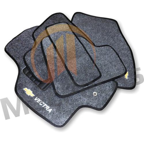 tapete carpete vectra 07 08 09 10 11 12 13 14 - grafite