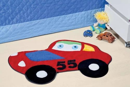 tapete carrinho 55 - quarto menino decoração infantil