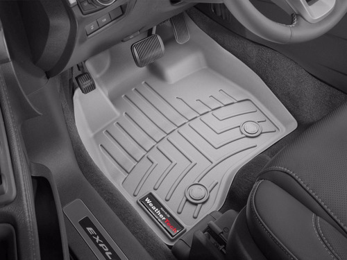 tapete chevrolet doble cabina (07-13) weathertech 44066-1-0