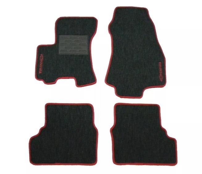 Tapete Chevrolet Zafira 5 Lugares Bordado Prime R 39931 Em