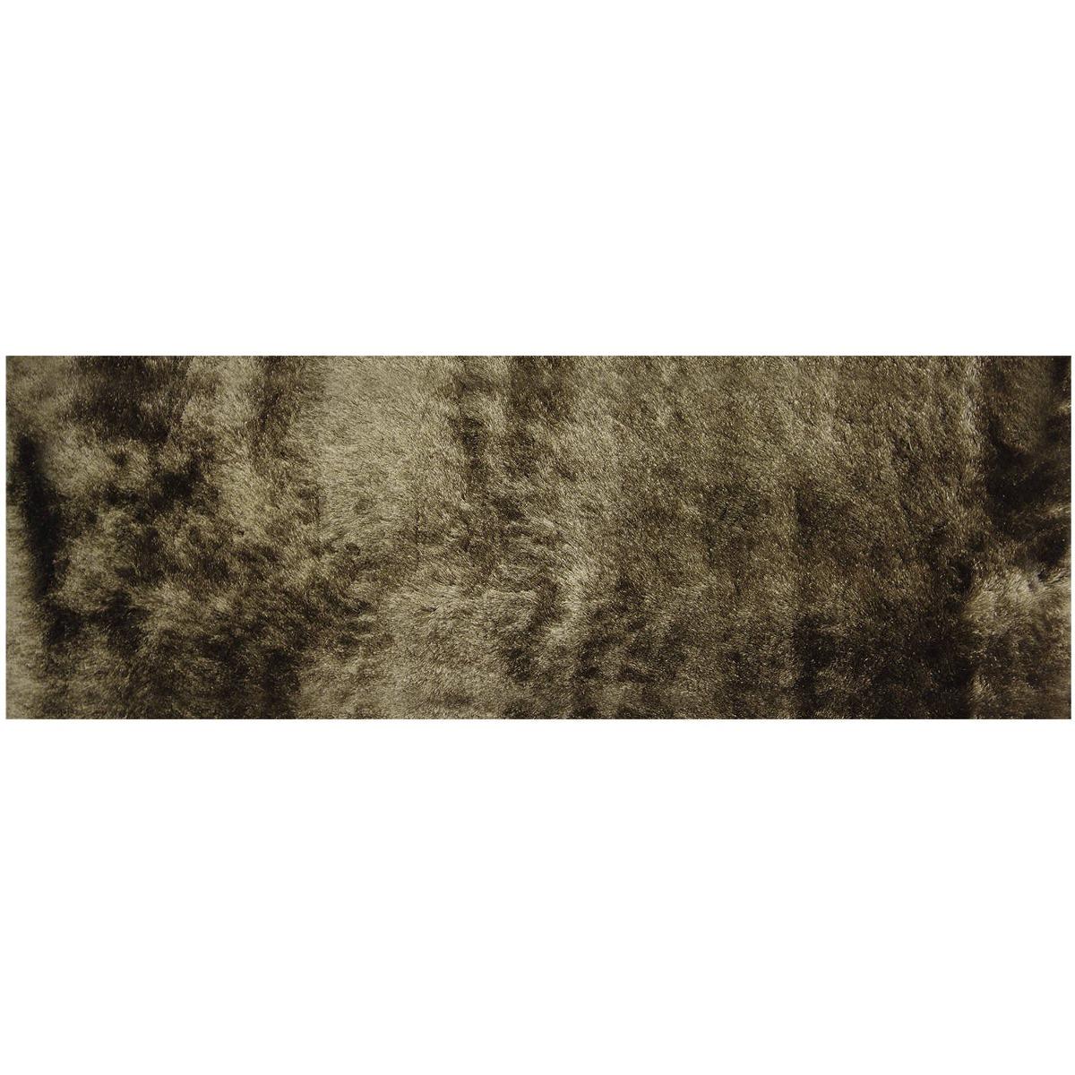 Tapete Cl Ssico Liso Silk Shaggy Niazitex 60cm X Dbwt R 191 90 Em  -> Tapete Niazitex
