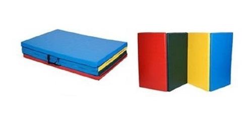 tapete colchonete dobrável 4 em1 portátil maleta para yoga
