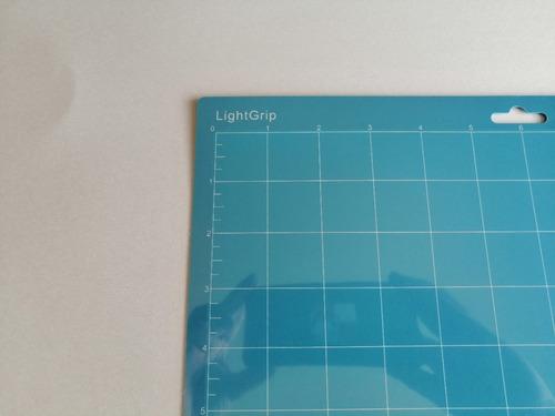 tapete corte silhouette cameo cricut 30x30 lightgrip