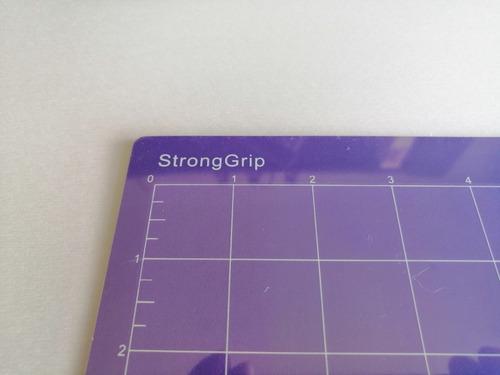 tapete corte silhouette cameo curio cricut 30x30 stronggrip