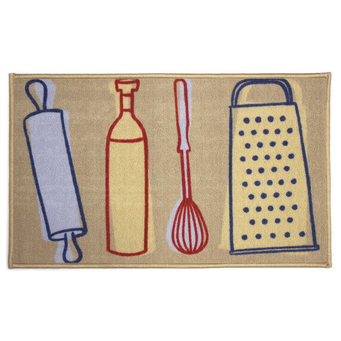 Tapete Cozinha Gourmet Utens Lios 0 50m X 0 80m Kapazi R 46 90