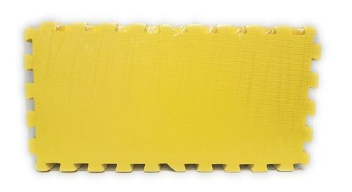 tapete de alta resistencia 32.5x32.5cm 16pzs stayin shape