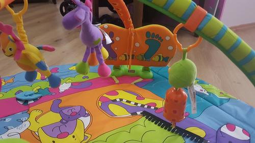 tapete de atividades gymini playground - tiny love
