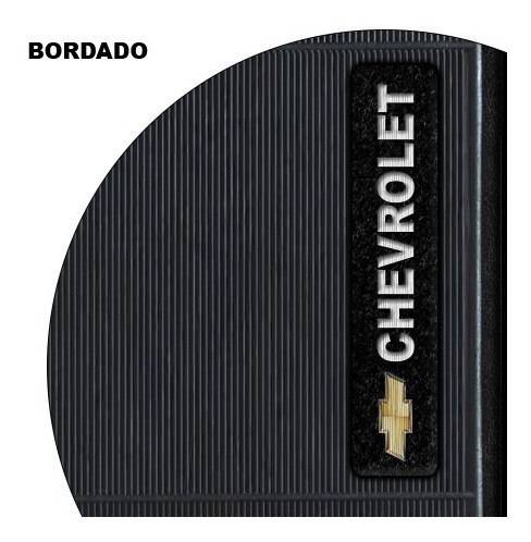 tapete de borracha bordado montana 2007 2008 2009 2010
