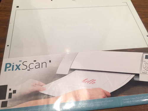 tapete de corte pix scan silhouette