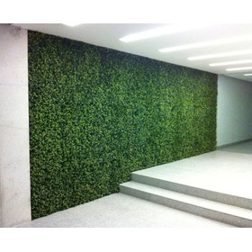 Tapete De Follaje Artificial Jardin Vertical 40x60cms