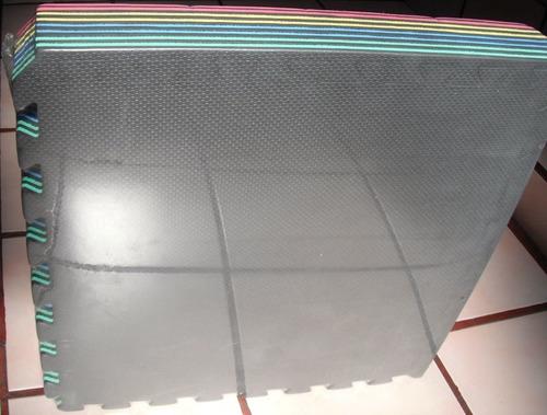 tapete de fomi 8 piezas (foamy)