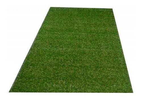 tapete de grama sintetica artificial jardim 2x1 metros promo