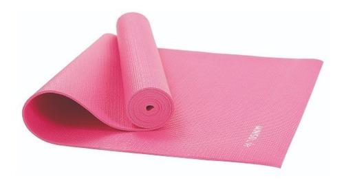 tapete de ioga 3mm miniso - cor rosa