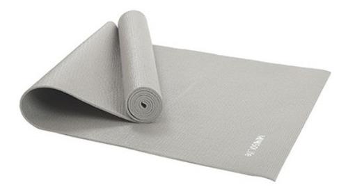 tapete de ioga 6mm miniso - cor cinza
