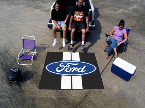 tapete decorativo de ford gigante fanmat