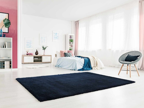 tapete decorativo shaggy touch 120x170 cm lavable- env grat
