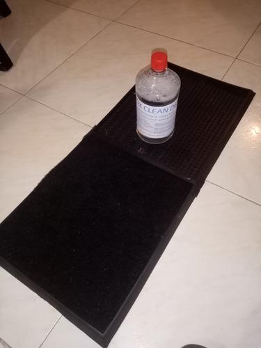 tapete desinfección para el cuidado de tu hogar y oficina