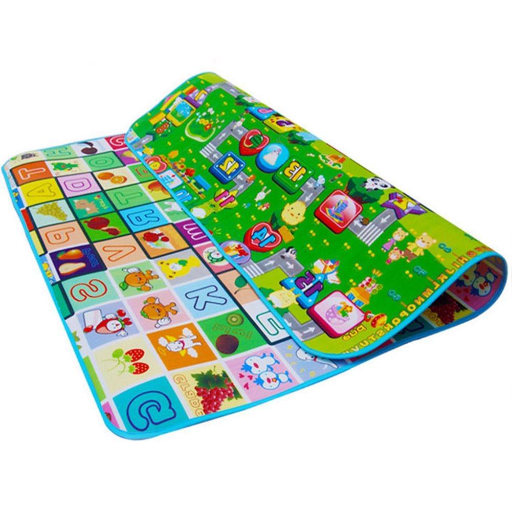tapete did ctico alfombra ligera portable para bebes