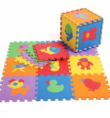 tapete didactico bebe alfabeto fomi foammy rompecabezas niño
