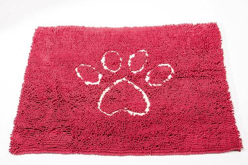 tapete dog gone smart de mascota rosado large