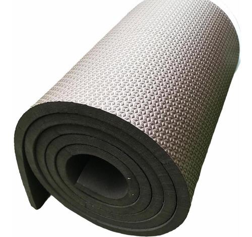 tapete em eva exercícios funcionais 2 metros x 90cm x 10mm