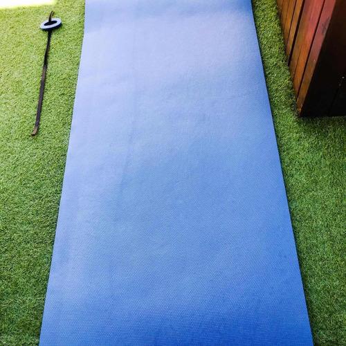tapete em eva exercícios funcionais 200cm x 90cm x 10mm