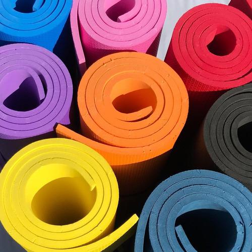 tapete eva 1,80mx53cmx10mm ginástica exercícios yoga