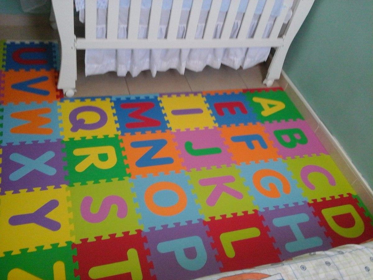 9f62c630c85 Tapete Eva Alfanumerico Infantil Aquarela Toy 36 Pe As R 130 00 -  Tapete  De Borracha Infantil Grande