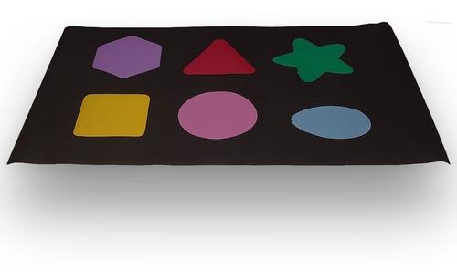 tapete eva colorido 1 peça 1,04m² 3mm