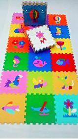 d1e361735cd 48 Pecas Tapete Infantil Eva 50×50 2 Cm no Mercado Livre Brasil