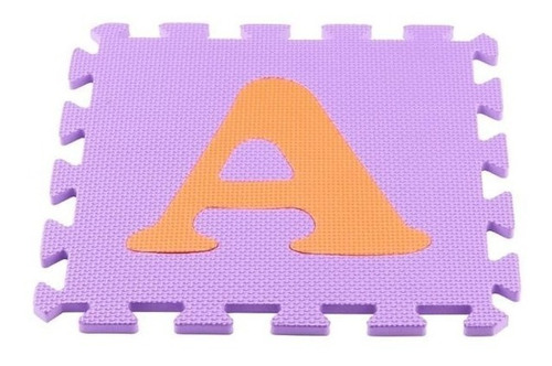 tapete foamy alfabeto 26 piezas envio gratis