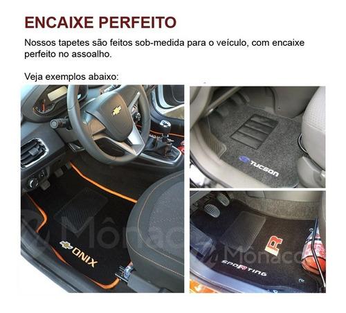 tapete ford ecosport 2013 14 2015 2016 2017 2018 2019 luxo