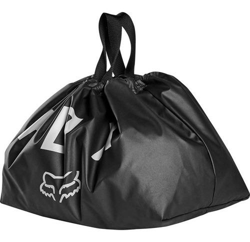 tapete fox utility negro (bolsa híbrida plegable)