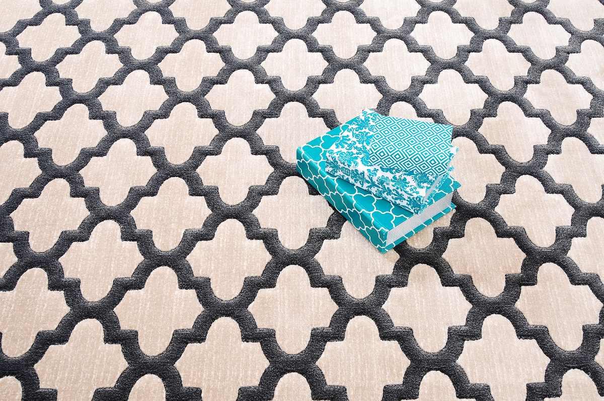 Tapete Geometrico Cinza Azul London 2x1.5m Via Star 1.5x2m R$ 1.499  #1F9FAC 1200x797 Banheiro Cinza Com Azul