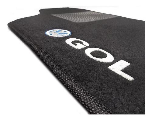 tapete gol (1996 até 2014) base resinada