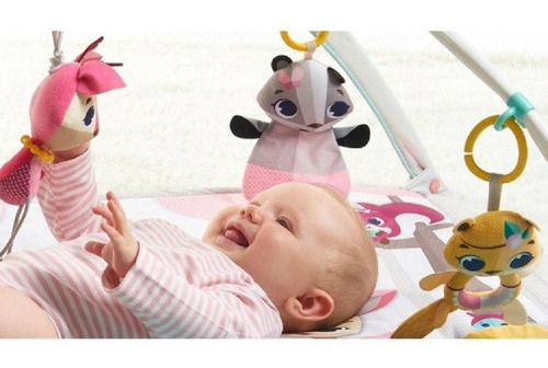 tapete gymini atividades tiny princess - tiny love